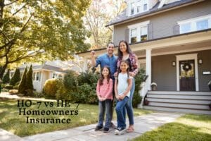HO7 vs HE7 home insurance